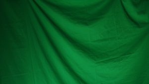 Green Screen Curtain