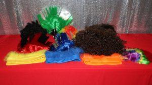 Props - Wigs